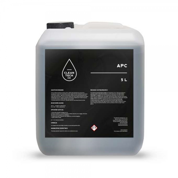 CleanTech APC 5l All Purpose Cleaner
