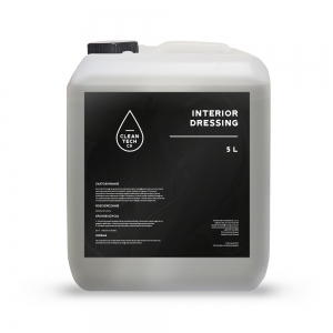 CleanTech Interior Dressing 5L dressing do wnetrz